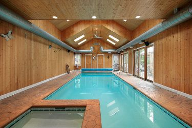 Swimming Pools · How Much Does An Indoor Pool Cost?