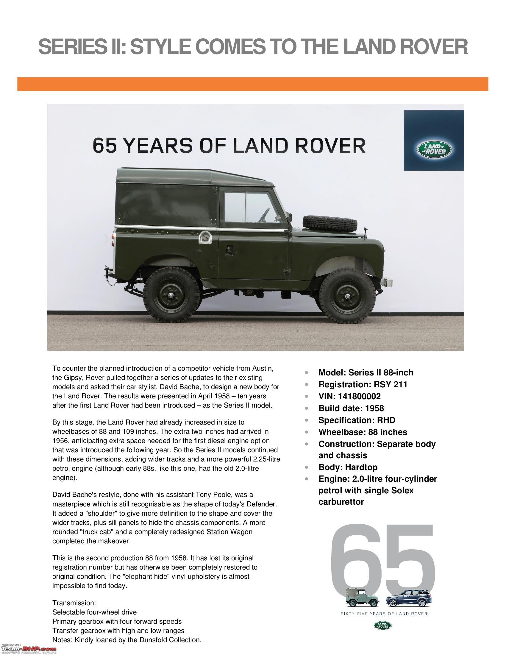 pin by mr1 on 65 years of land rover pinterest land rover defender vehicles and landing [ 1700 x 2200 Pixel ]