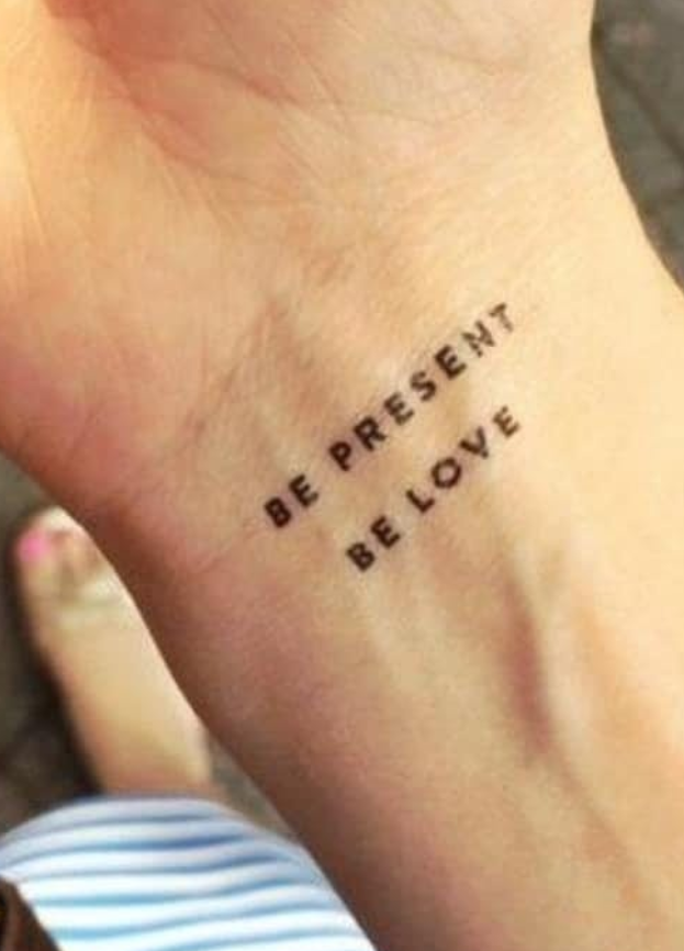 68 Small Meaningful Words And Quotes Tattoo Ideas To Look Unique Tattoo Quotes Meaningful Tattoo Quotes Small Words Tattoo