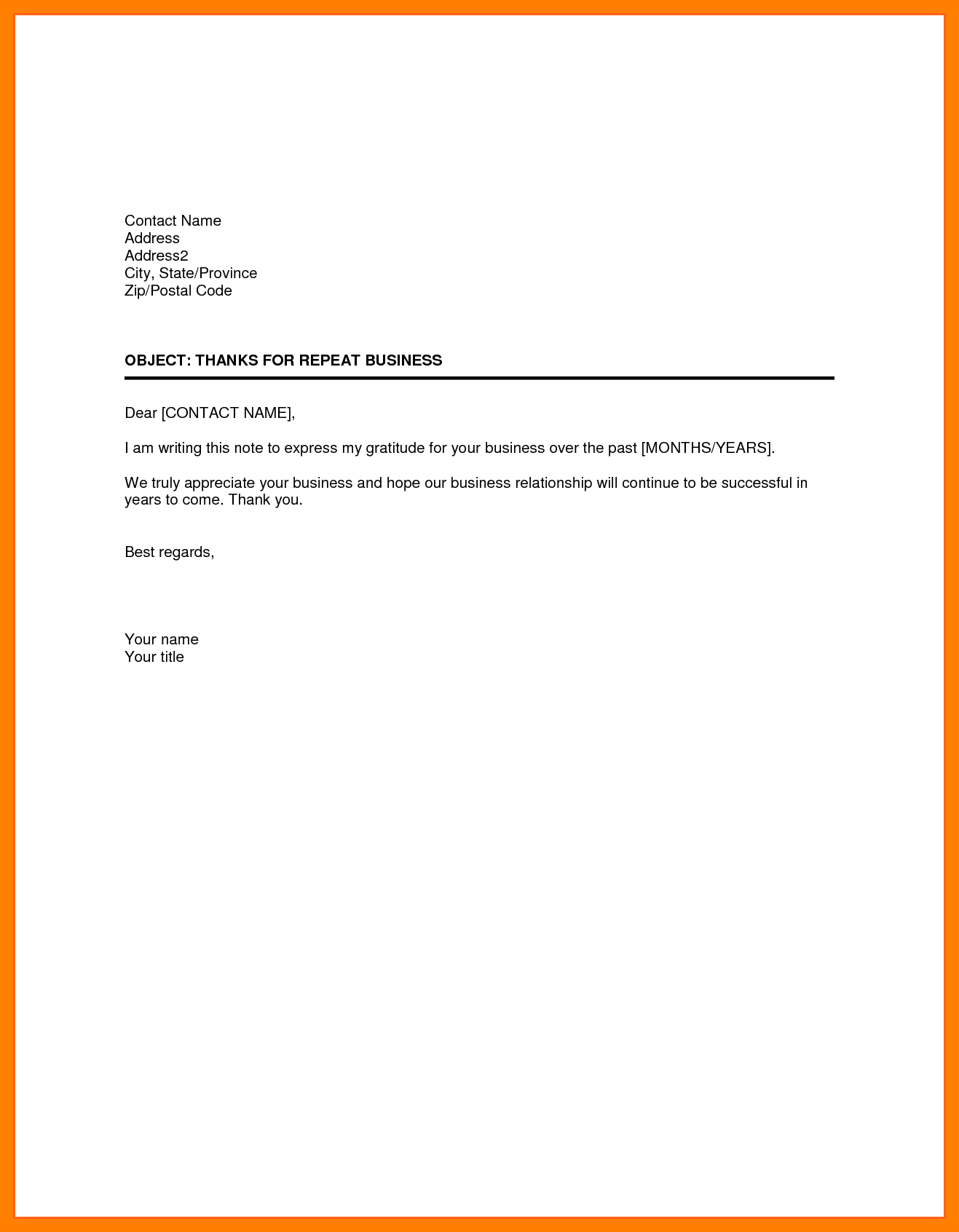 Pin By Template On Template Business Letter Format Formal