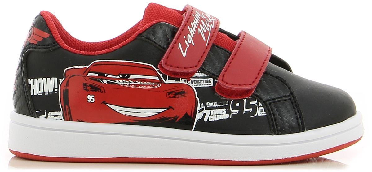 Disney Cars Sneakers, BlackRed, strl. 24. Pris 179