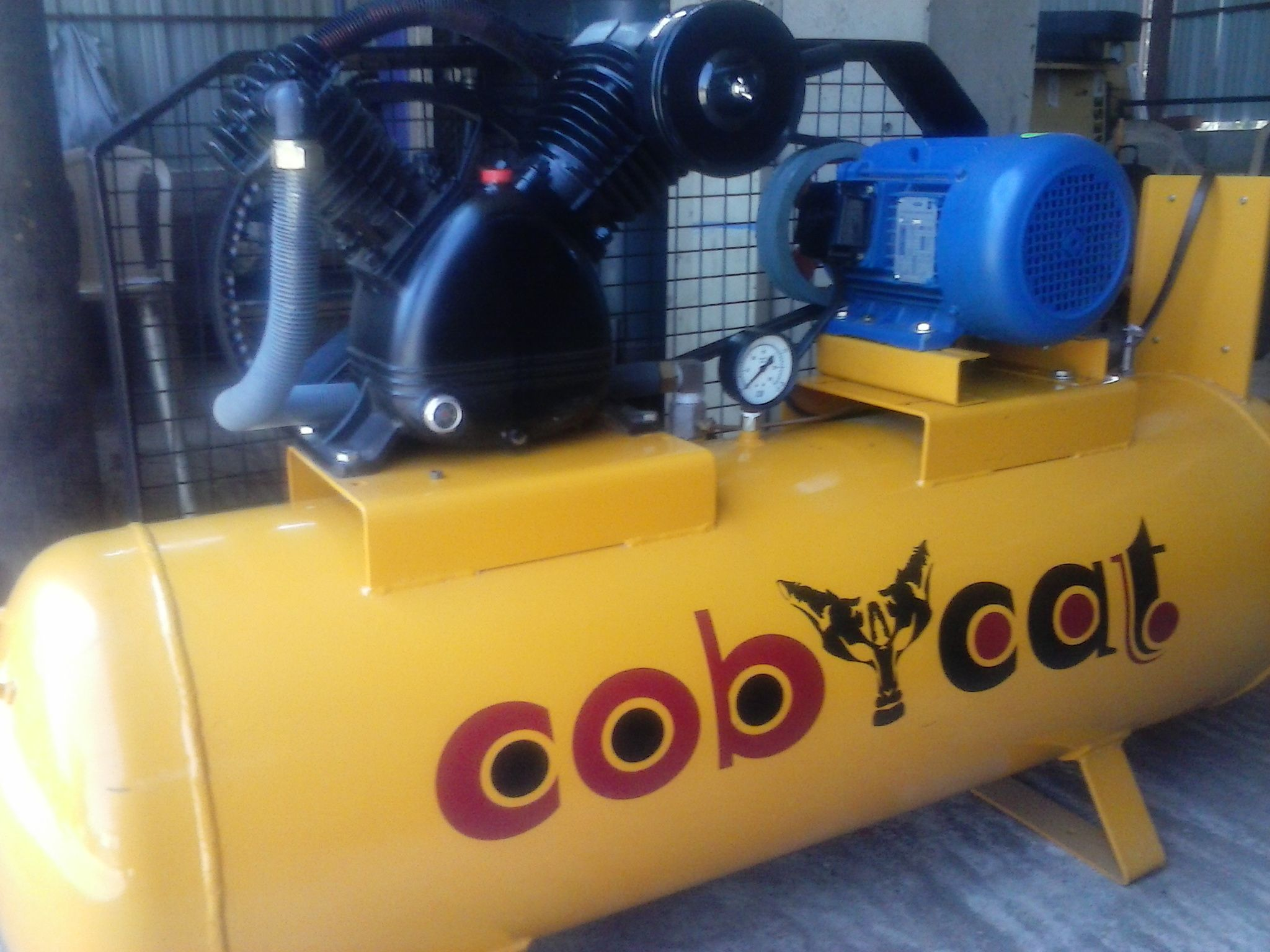 COBCAT air compressor suppliers in coimbatore air