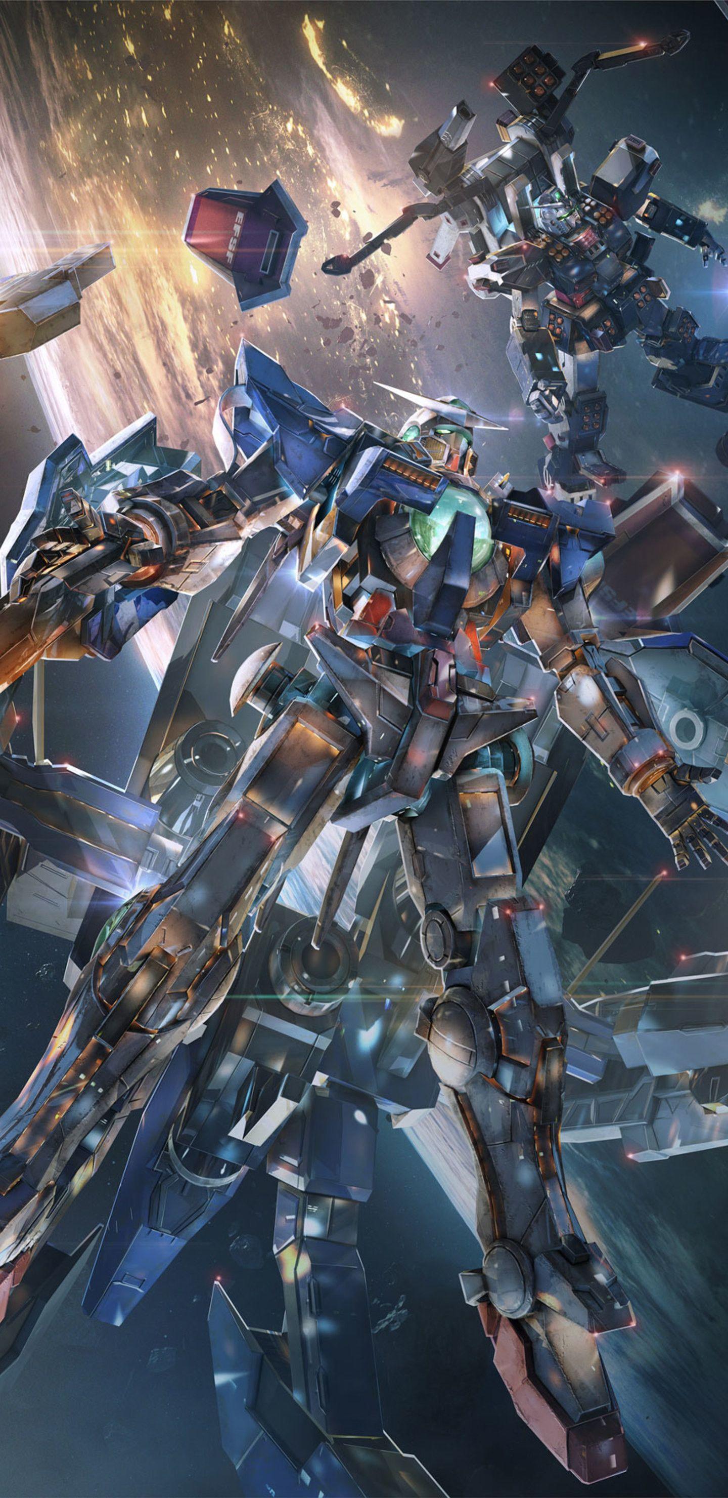 1440x2960 gundamversus4khd.jpg Gundam wallpapers