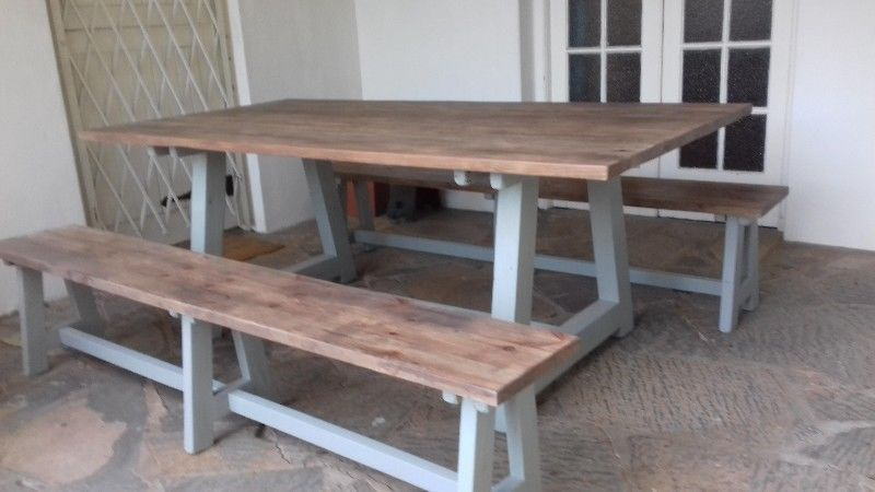 8 Seater Dining Room Table 2m X 1m Dining Room Table Table