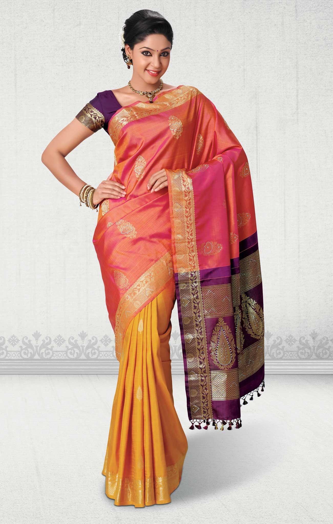Chennai Silks | Things to Wear(Sarees) | Pinterest | Chennai, Silk ...