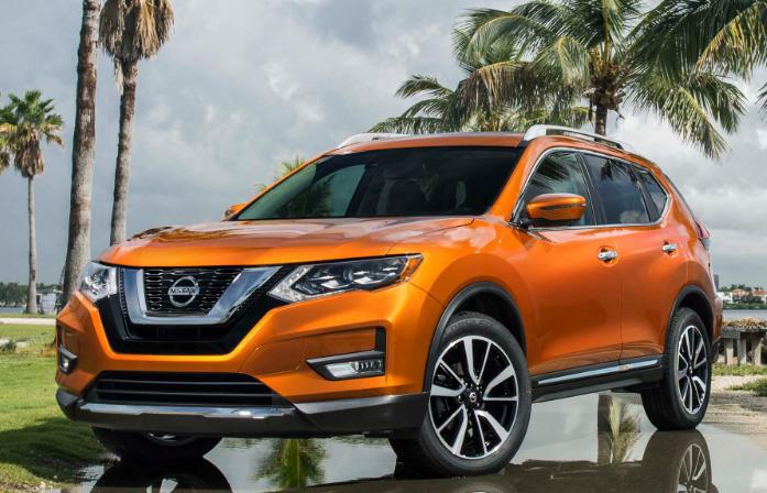 2019 Nissan Rogue Hybrid Review Release Date And Price Dengan Gambar