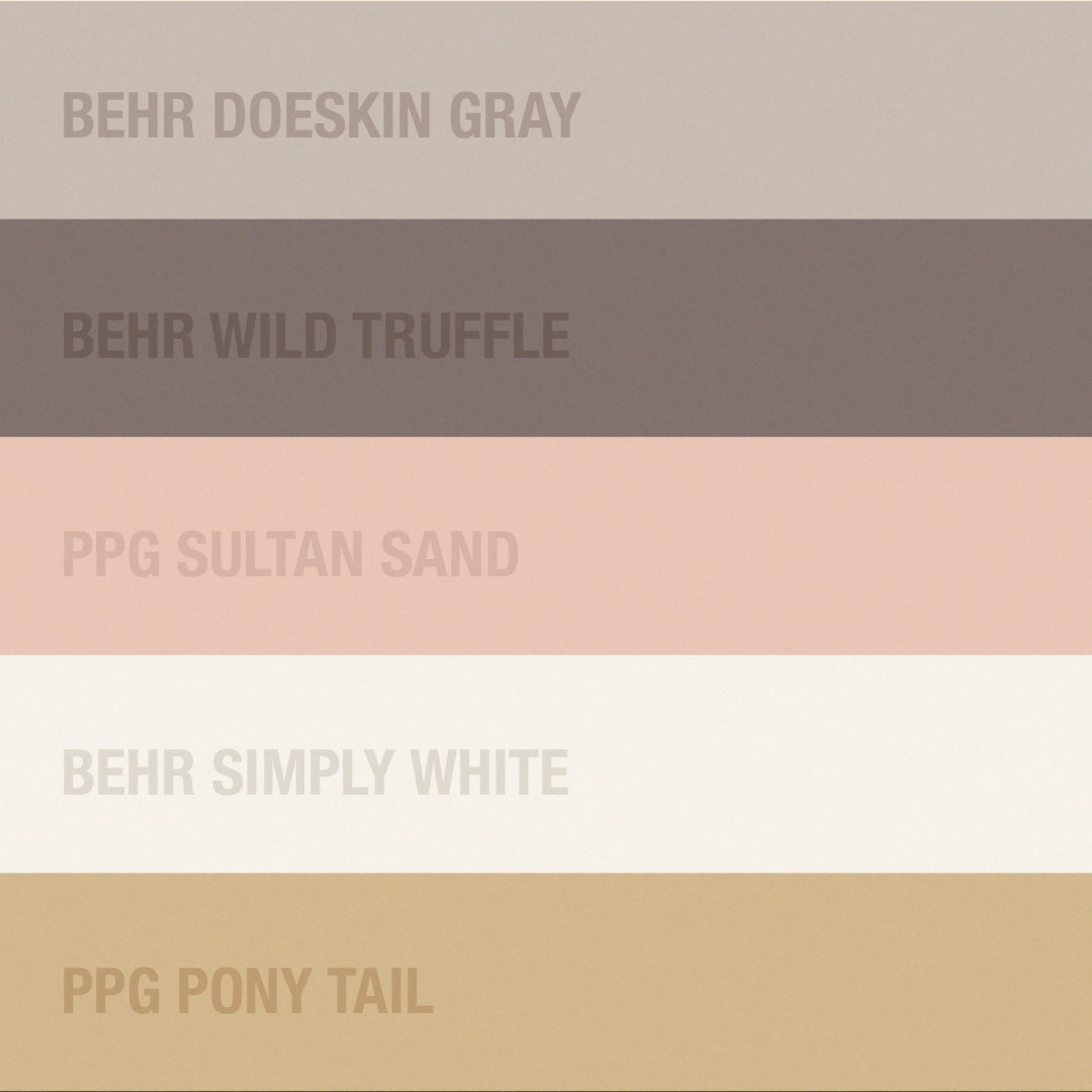 No Matter Your Source Of Inspiration You Can Choose A Paint Color