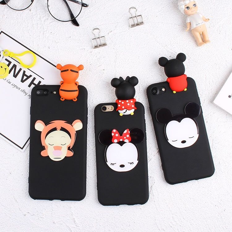 19652383bc2 Back Covers For Oppo F5 Cases For Oppo A71 A33 A59 3D Dolls Minnie Pooh  Daisy Case For Oppo A37 A57 A39 F1S F3 Soft Cases   Price   634.00   FREE  Shipping ...