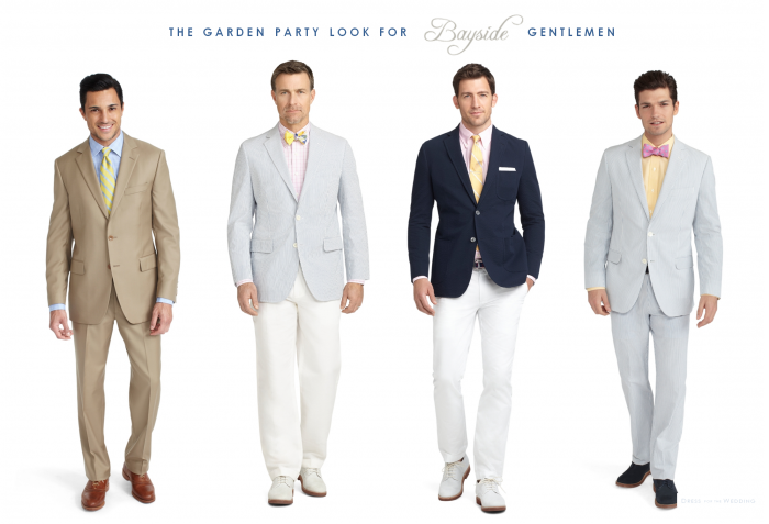 garden party wedding attire for the gentlemen connecticut casual garden party this is all country club slang for no methodists right