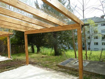 Vordach – massiv, Holz mit Glasdeckung – passend zu Ihrem Haus Graz, Graz-Umgebung