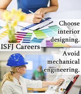 ISFJ personality type career advice