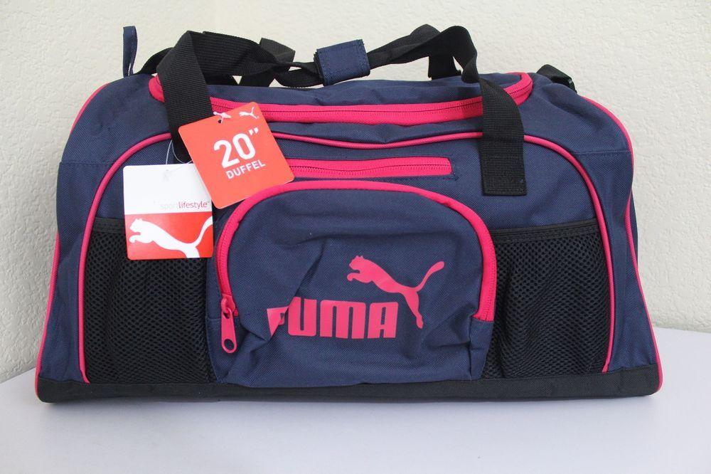 b69647a956 Puma sport lifestyle women gym bag 20