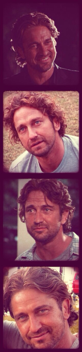 Gerry's expressions. ❤️