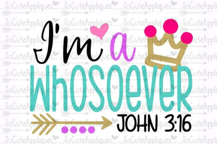 I M A Whosoever By Socuteappliques Easter Monogram Shirt Spring Easter Crafts Silhouette Crafts