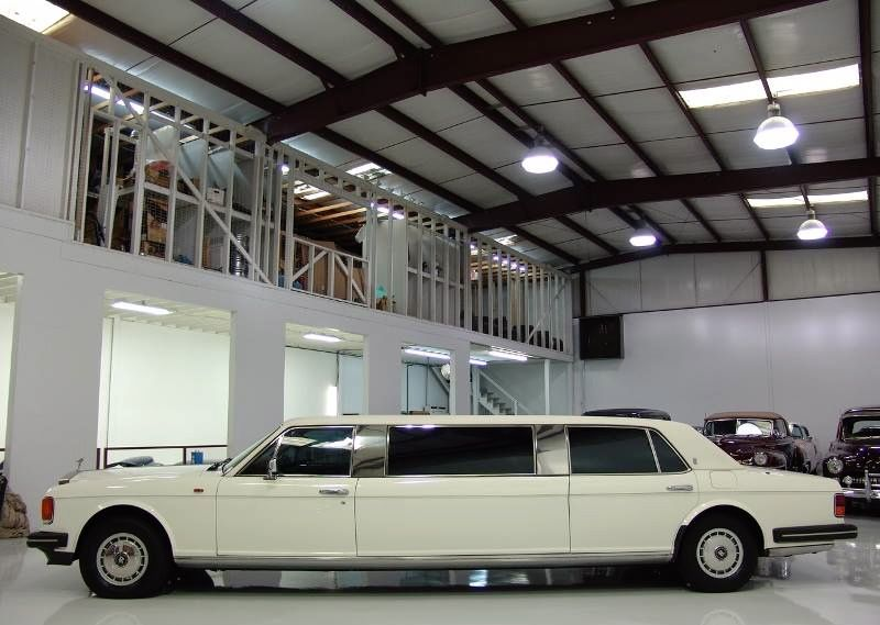 (1995) Stretched Limousine