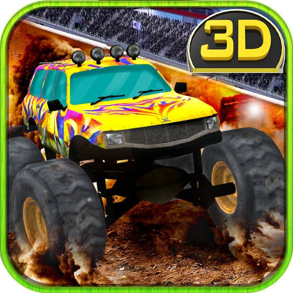 Download Monster Truck Racing Simulator 3d Extreme Stunt Driving