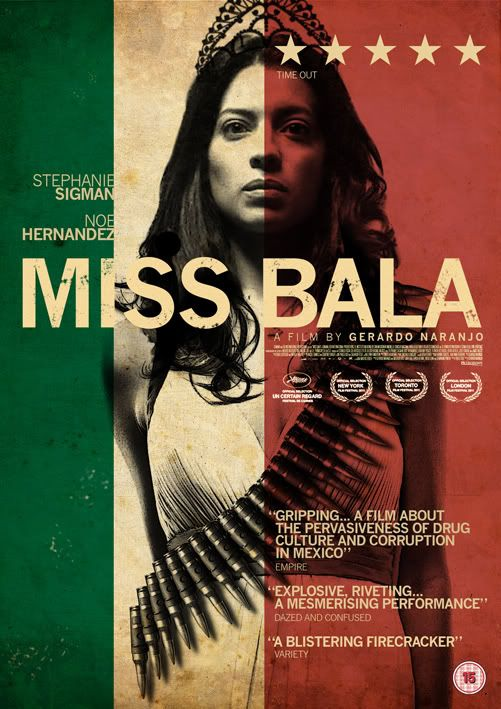 Design An Official Miss Bala Poster Competition