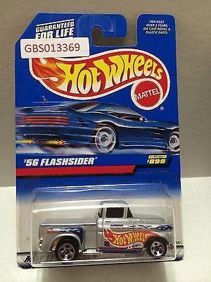 Hotwheels 1998 #899 Flashsider