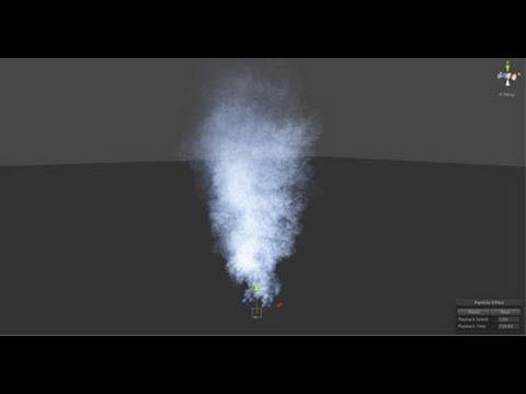 Creating Smoke with Shuriken Particle System in Unity3d | Media
