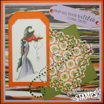 Audrey aka Hippieaud presents : PEACE, LOVE & CRAFTING: NEW RELEASES AT SAMI STAMPS!!