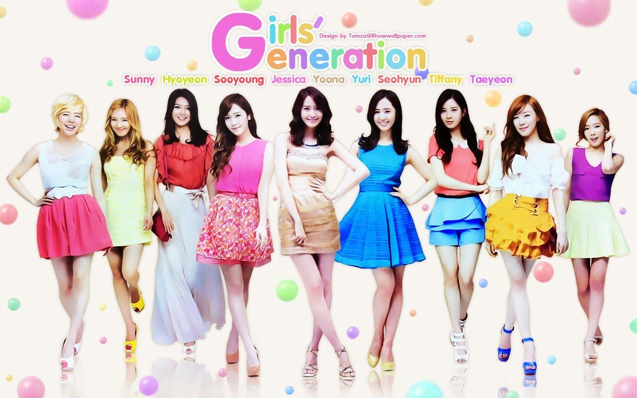 10 Lagu Terbaik dan Terpopuler SNSD Terbaru Snsd, Girls