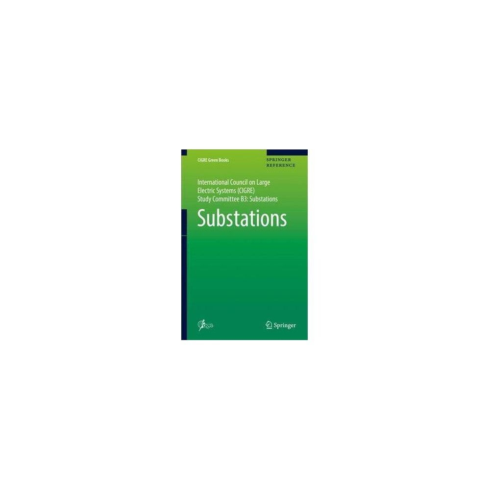 Substations - (Cigre Green Books) (Hardcover) in 2019 | Products