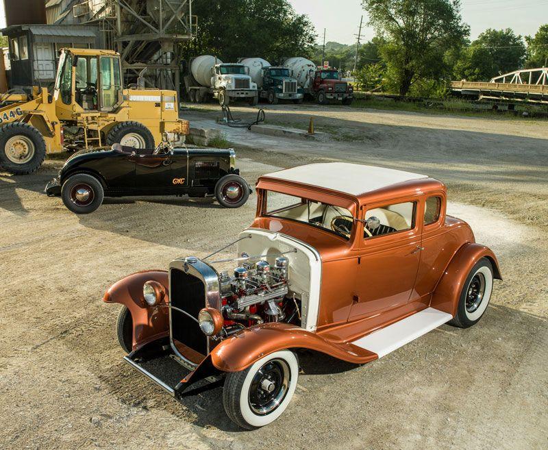 1931 Chevrolet a pair