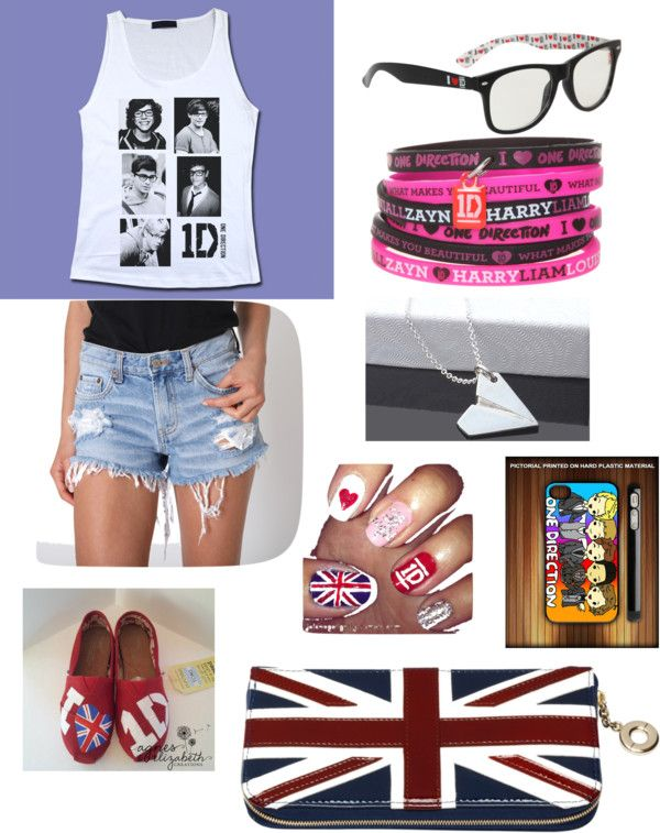 """One Direction outfit"