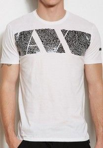2a6b9286d5b26 Camiseta Armani Exchange AX1470