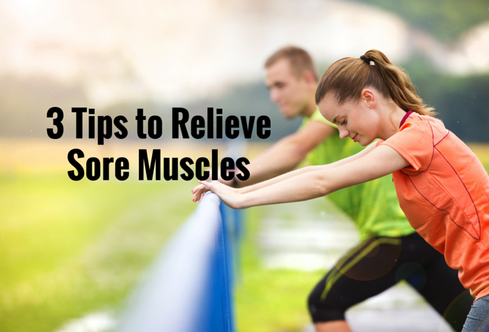 Get Rid of Soreness After a Workout (With images