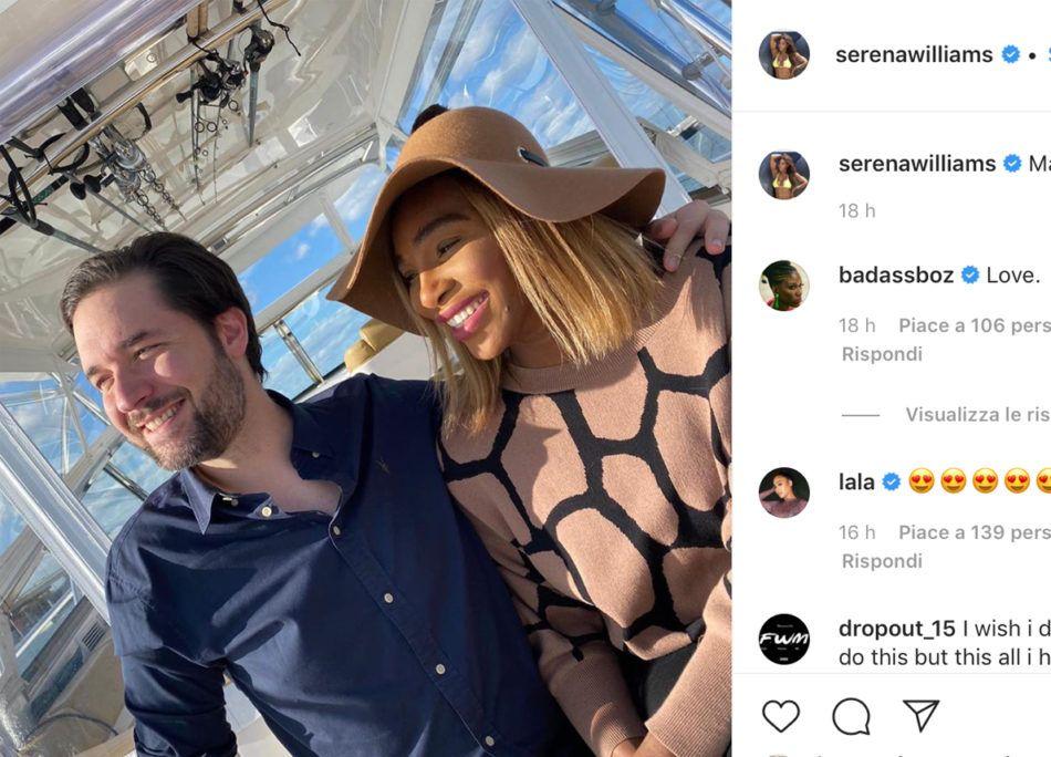 Anche Serena Williams cede al bob, ma color caramello – VanityFair.it