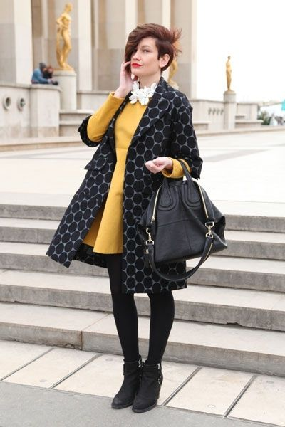 bc6c23bffdd 10. Wear a  Beautiful Coat - 13 French  Fashion  Habits You Should   Incorporate in Your Wardrobe ... → Fashion   more at  http   fashion.allwomenstalk.com   ...