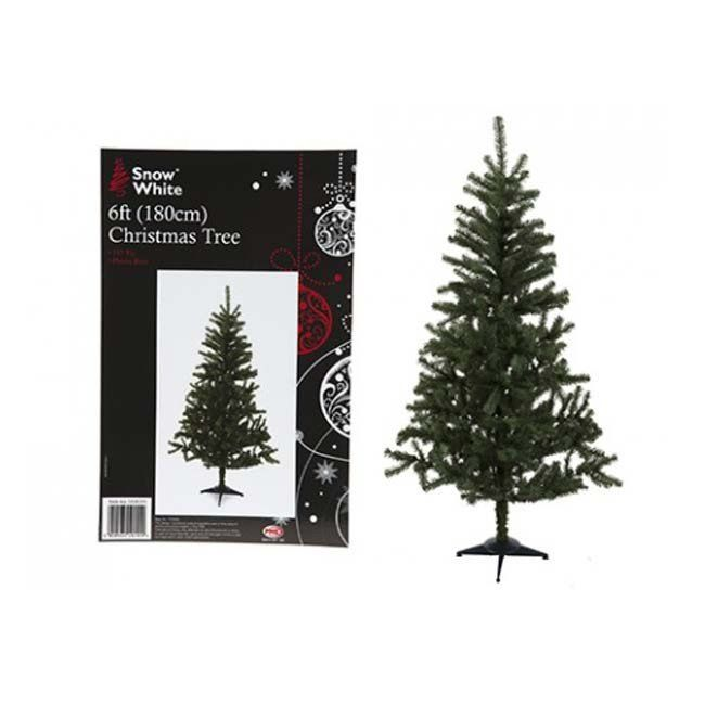 180cm #Christmas Tree With Base 537 Tips With Sturdy Plastic Base 4