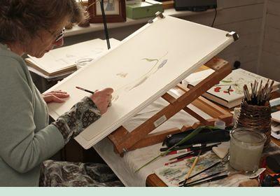Gael Atelier gael in haar atelier | arts | pinterest | atelier, art studios and