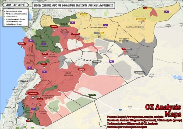 Two jihadist factions in Syriau0027s Idlib province have prompted Turkey - best of world map hungary syria