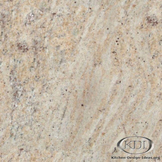 Colonial Cream Granite - Kitchen Countertop Ideas Kitchen - quarzit arbeitsplatte küche