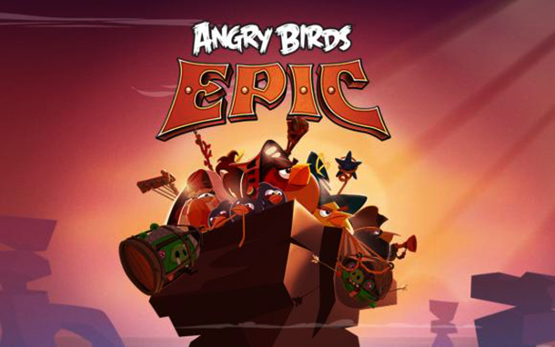 ANGRY BIRDS EPIC HACK GENERATOR Angry birds, Rpg, Angry