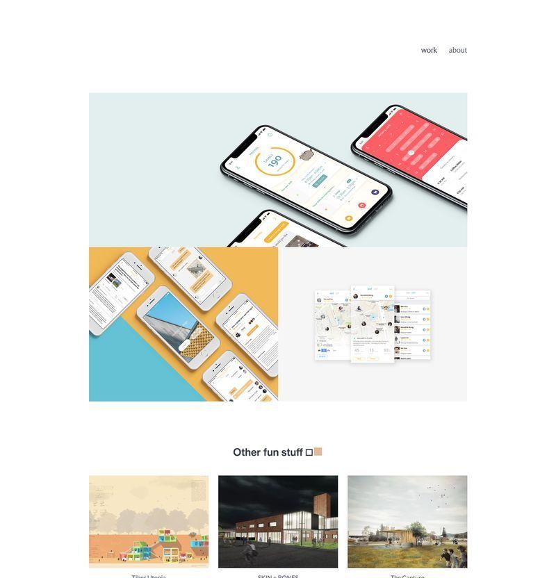 Portfolio By Dawen Zheng Human Centered Design Web Design Portfolio