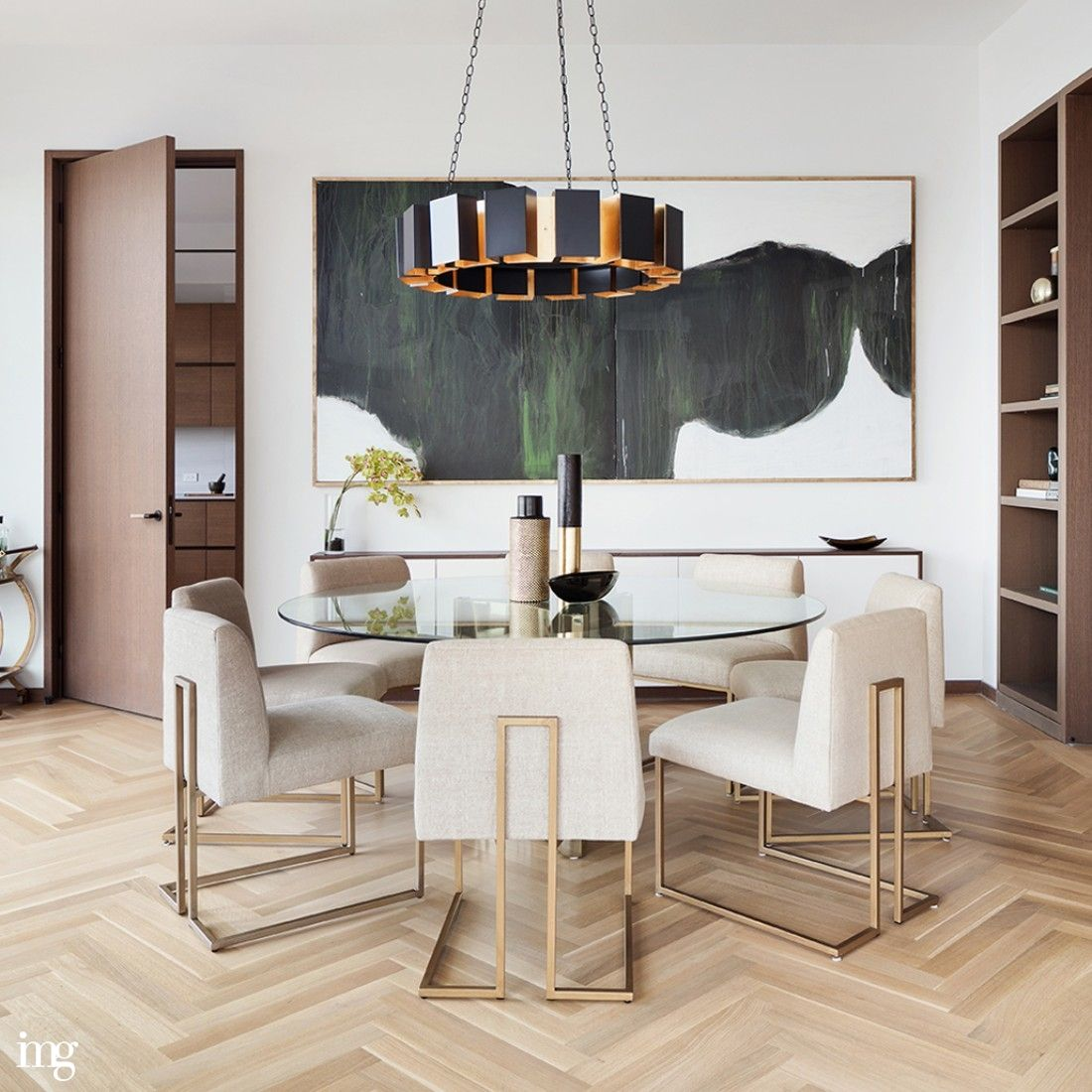 Home Staging Dining Room Table: New York Staging Company Interior Marketing Group