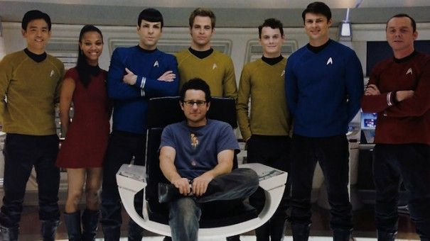 "And Thus The Fanboy Incest Continues: J.J Abrams Says That He Could ""Possibly"" Direct Star Trek 3"