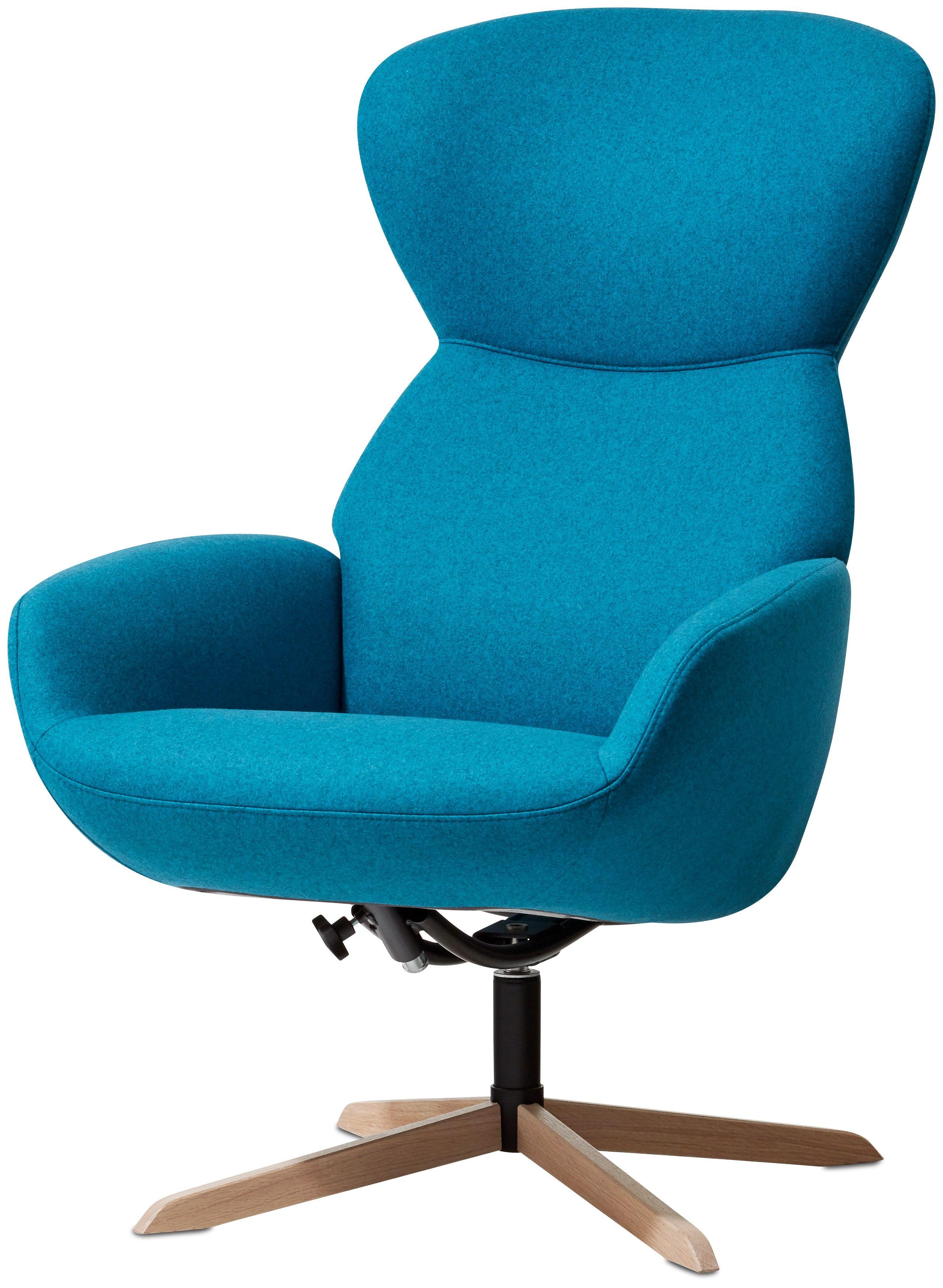 Athena Sessel mit Kippfunktion und Drehsockel   Sessel ...