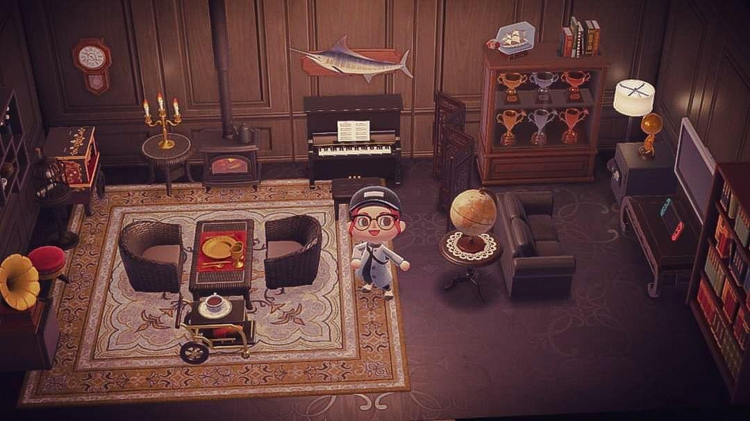 Basement New Animal Crossing Animal Crossing Guide Animal Crossing Qr