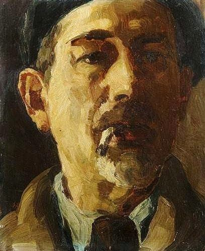 Clement Serveau, Self portrait | MJ Beautiful Art | Pinterest ...