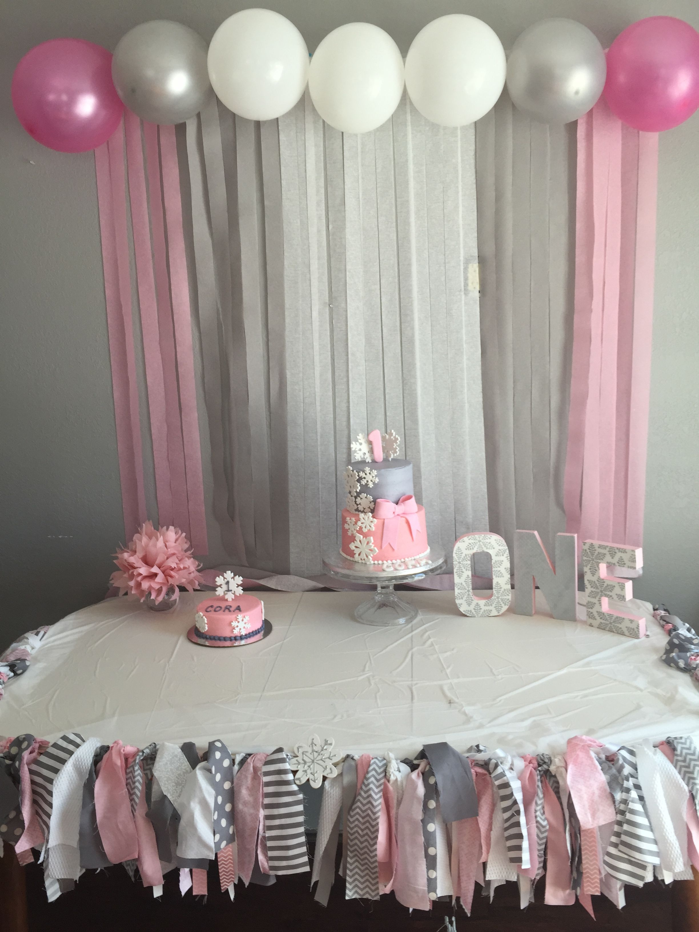 First Birthday For My Daughter All Ideas From Pinterest
