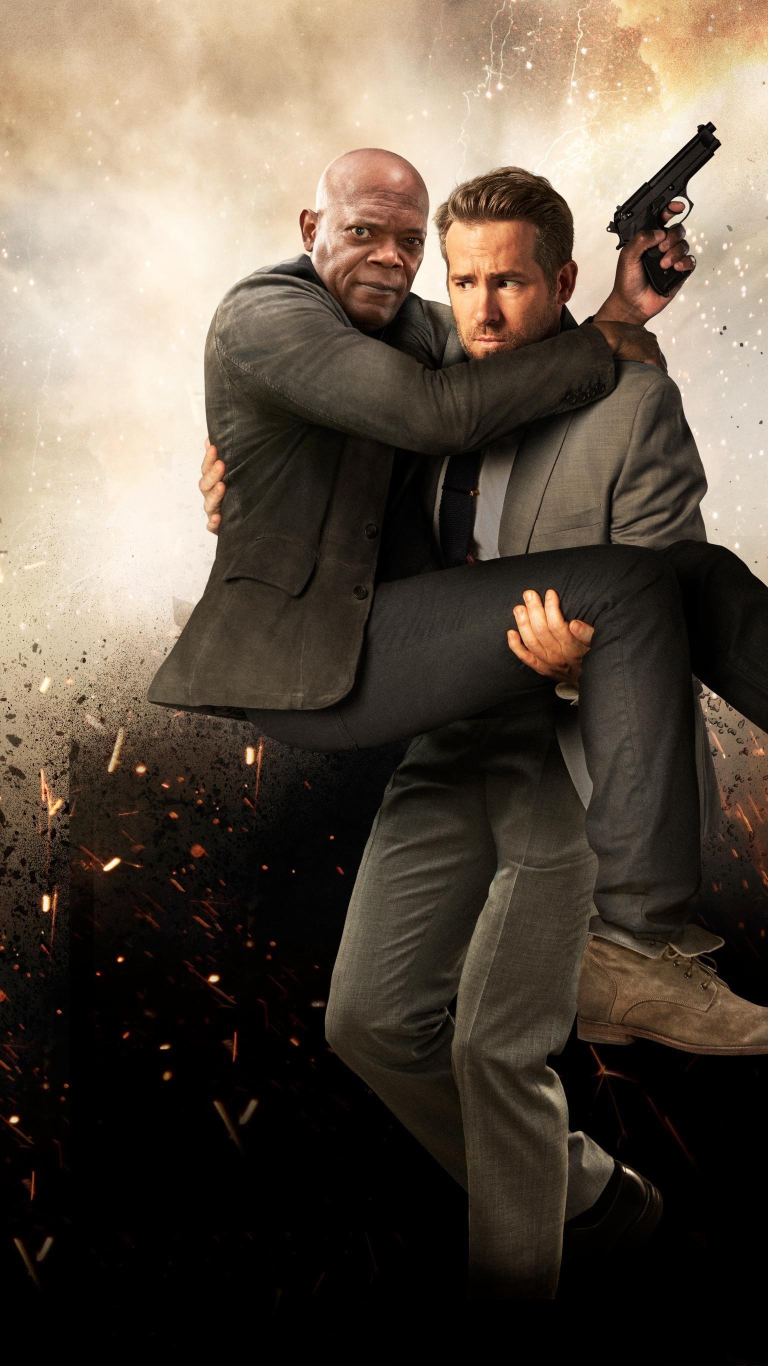The Hitman S Bodyguard Wallpaper Mobile Lta Movie Desktop Hd