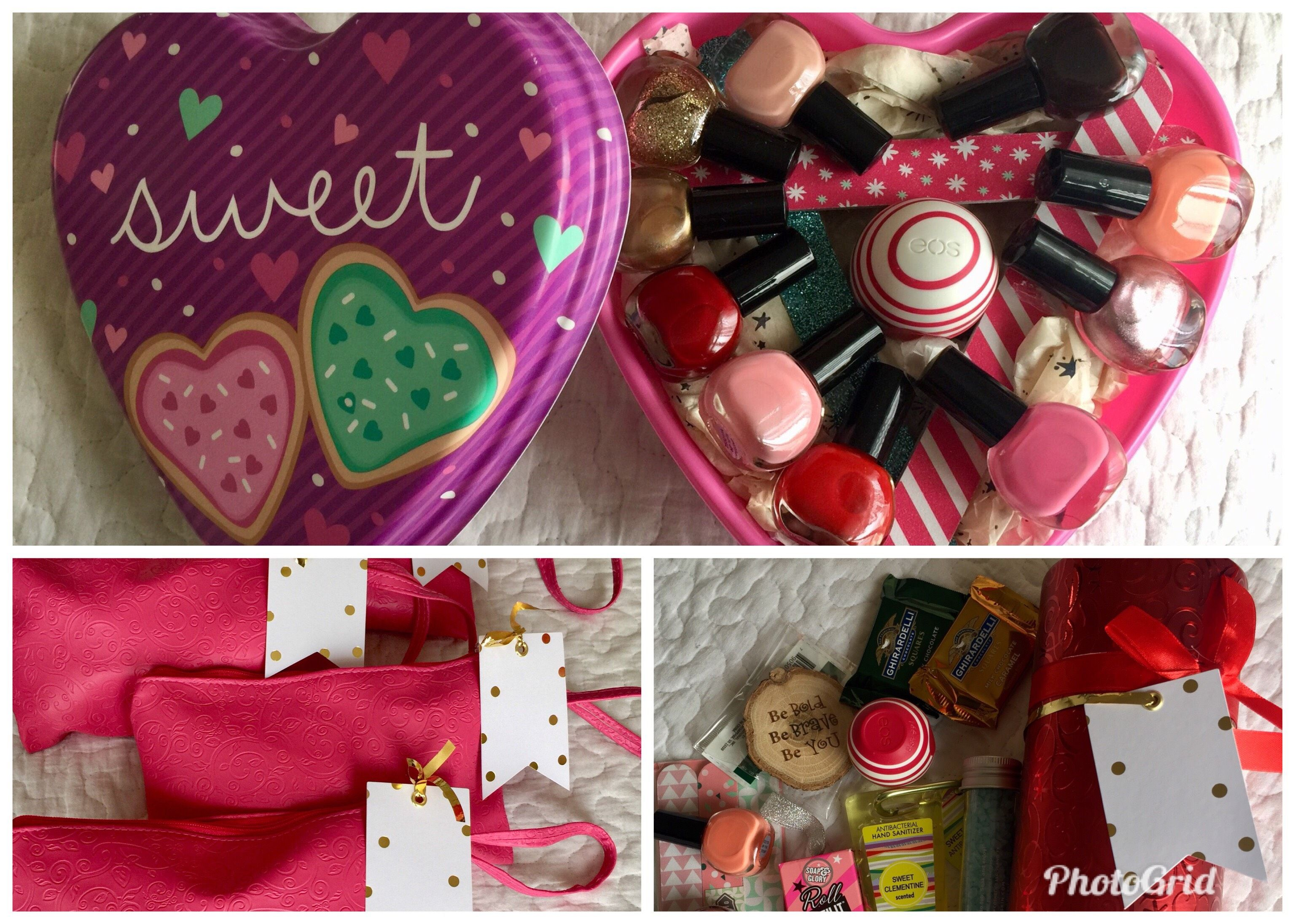 Inexpensive valentines day gifts from the dollar tree and
