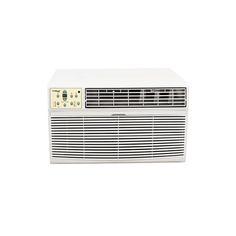 220v window air conditioner gaillehman koldfront wac18001w 18500 btu 220v window air conditioner with 16000 heate white conditioners cooler and heater