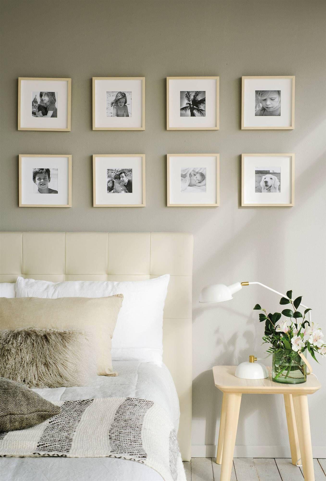 A Qué Altura Los Cuelgo Decorar Habitacion Matrimonio Decoracion De Interiores Dormitorios Matrimoniales Decorar Pared Habitacion