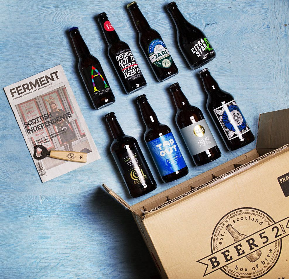 Perfect For Beer Lovers Beer Club Gift Subscription Beer52