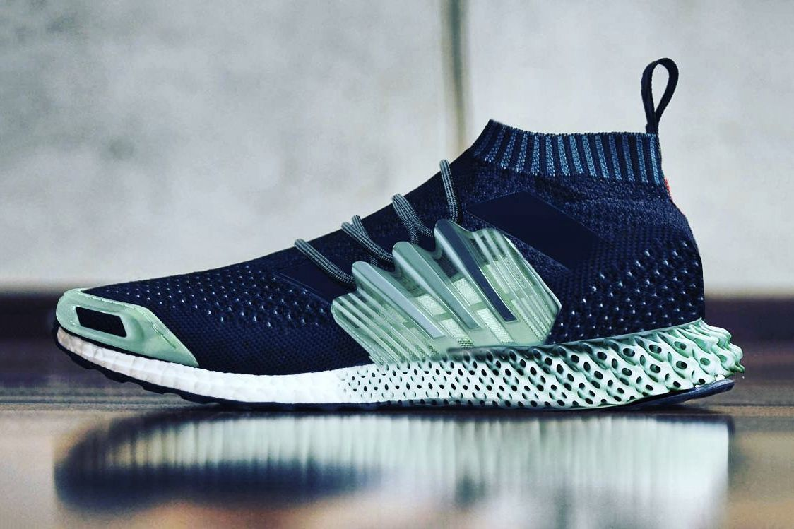 adidas Futurecraft 4D, Ultra Boost Uncaged & Climacool Concept